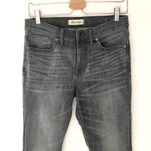 "Madewell Jeans - Madewell 9"" High Riser Skinny Skinny Jean 29"